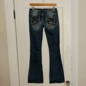 Silver Jeans Jeans - Silver Frances jeans, sz W26/L33